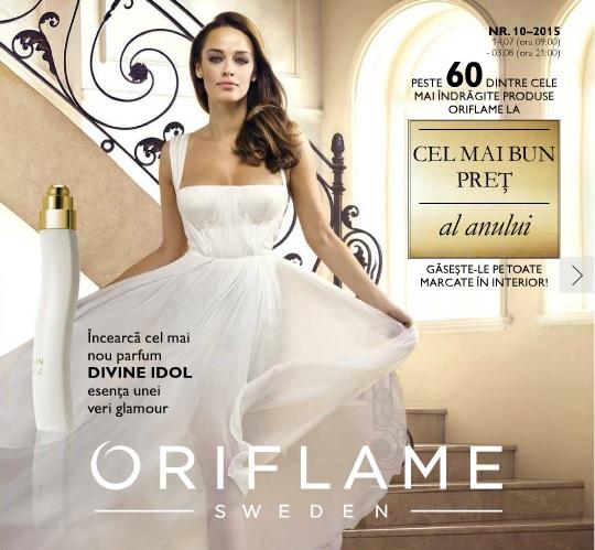 Catalog Oriflame C10