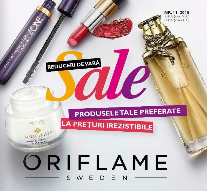 Catalog Oriflame C11
