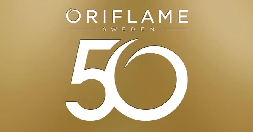 O calatorie alaturi de Oriflame – 50 de ani!