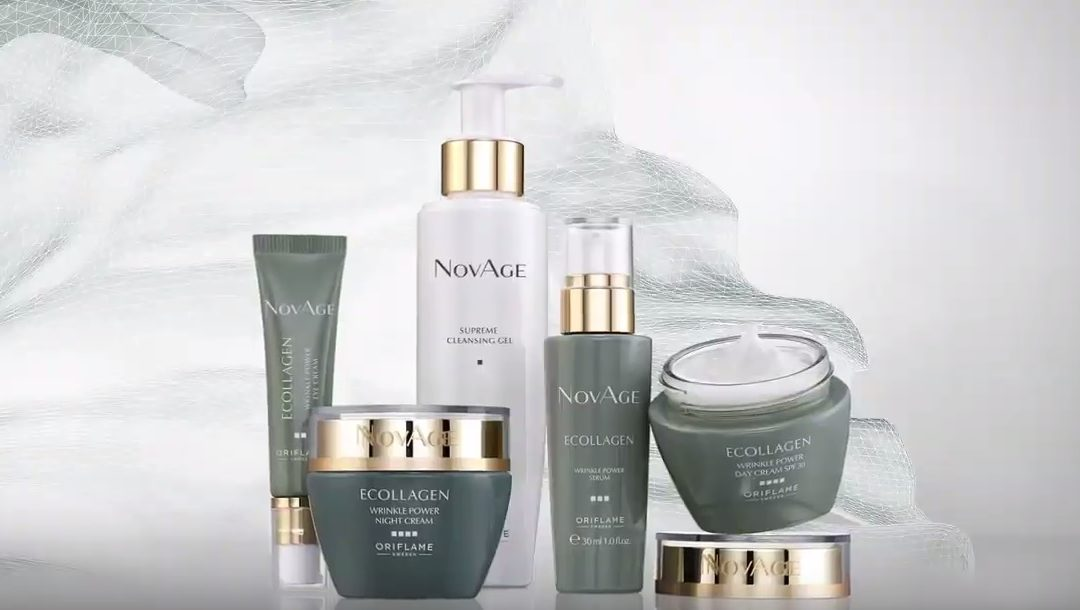 NovAge Ecollagen formula imbunatatita in 2019