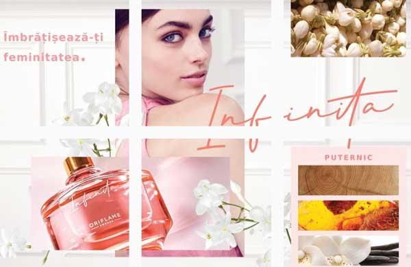 Apa de Parfum Infinita – Imbratiseaza-ti Feminitatea